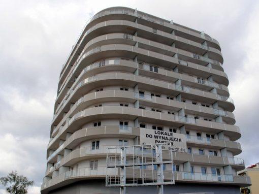 Apartamentowiec – Białystok