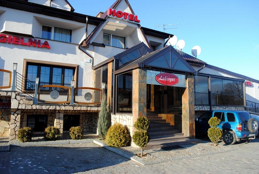 Labirynt Restaurant – Lomza