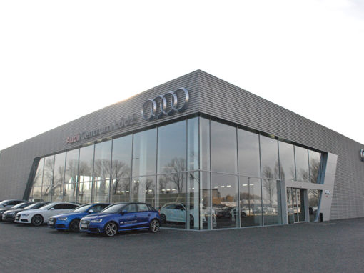 Audi Showroom in Warschau