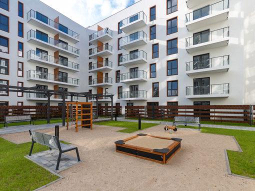 Apartments Żoli Żoli in Warsaw