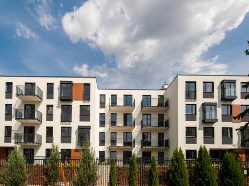 Apartments Eden in Warsaw